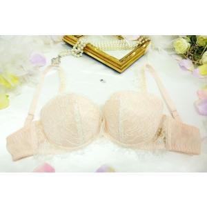 CHASNEY BEAUTY / チェスニービューティ (セール) 送料無料 Muse プッシュアップブラジャー Cb002PC ピンク|premium-lingerie