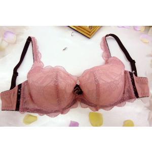 CHASNEY BEAUTY / チェスニービューティ (セール) 送料無料 Sweet Musk Rose プッシュアップブラジャー Cb019RO ピンク|premium-lingerie