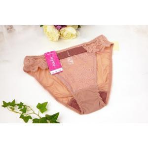 送料無料 Lejaby/レジャビー (50%OFFセール) Manoir(マノワール) ショーツ Lb034BR 10463 茶|premium-lingerie