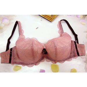 CHASNEY BEAUTY / チェスニービューティ (セール) 送料無料 Sweet Musk Rose パテッドブラジャー Cb019RO-ef ピンク|premium-lingerie