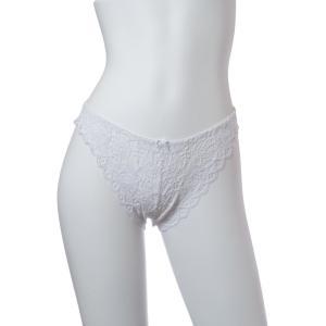 RINZ/リンズ (送料無料)  ショーツ Rz022WH RZ6111 白|premium-lingerie