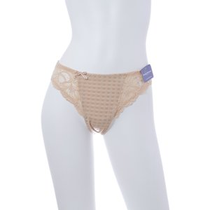 大きいサイズ 30%OFF (SALE セール) PRIMADONNA プリマドンナ Pd008CL MADISON タンガ ベージュ MAD066-2120 老舗 ランジェリーブランド Prima Donna ベルギー|premium-lingerie