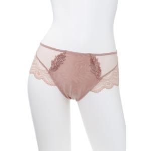 エプリーズ  大きいサイズ 30%OFF (SALE セール)  LISE CHARMEL リズシャルメル 下着 (かぐわしきシダ植物 ) ボクサーショーツ Er019FT BCC0441 ピーチゴール|premium-lingerie