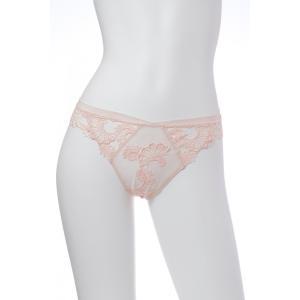リズシャルメル 下着 Tバック  LISE CHARMEL  (ドレッシングフローラル) タンガ Lc1538 ACC0088 黒 ピンク 白 ベージュ 0(S) 1(M) 2(L) 3(XL) ギフト プレゼント|premium-lingerie