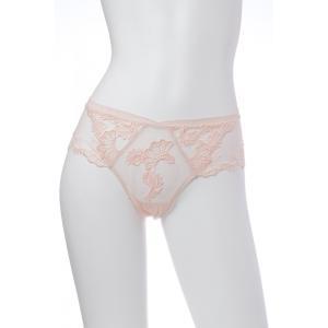 LISE CHARMEL/リズシャルメル 送料無料 DRESSING FLORAL(ドレッシングフローラル) ボクサーショーツ Lc1539 ACC0488 黒 ピンク 白 ベージュ|premium-lingerie