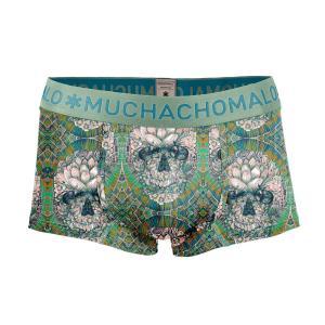 MUCHACHOMALO/ムチャチョマーロ 送料無料 2017SS メンズショートボクサーショーツ Mc011 3020FEAR05 プリント|premium-lingerie