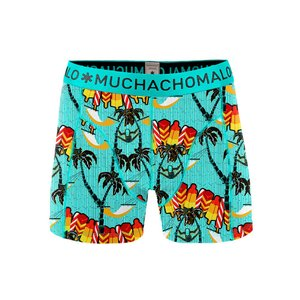 (最大で15倍) MUCHACHOMALO/ムチャチョマーロ 送料無料 2017SS メンズボクサーショーツ Mc015 1010SEASON05 プリント|premium-lingerie