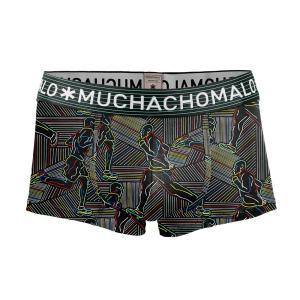 (最大で15倍) MUCHACHOMALO/ムチャチョマーロ 送料無料 2017SS メンズショートボクサーショーツ Mc017 3020RUN05 プリント|premium-lingerie