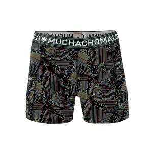 (ギフト) ボクサーパンツ S M L MUCHACHOMALO/ムチャチョマーロ  メンズショーツ Mc018 1010RUN05 プリント下着 前開き ワイルド 総柄 フィット感|premium-lingerie
