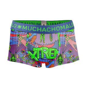 (最大で15倍) MUCHACHOMALO/ムチャチョマーロ 送料無料 2017SS メンズショートボクサーショーツ Mc019 3020XTREME02 プリント|premium-lingerie