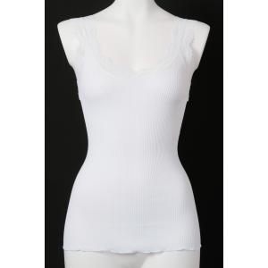 Oscalito/オスカリート ラッピング・送料無料 タンクトップ インナーアイテム Os011 3162 白|premium-lingerie