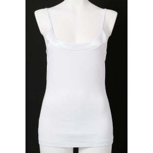 Oscalito/オスカリート ラッピング・送料無料 キャミソール インナーアイテム Os015 16124 白|premium-lingerie