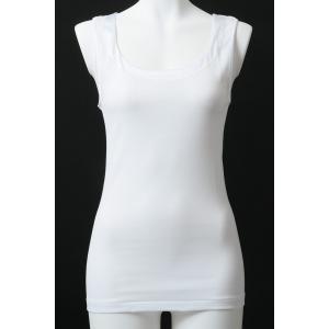 Oscalito/オスカリート ラッピング・送料無料 タンクトップ インナーアイテム Os017 16122 白|premium-lingerie