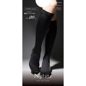 N-PLATZ フットケア 着圧 足首20hPa (送料無料) LEG016 03064358|premium-lingerie