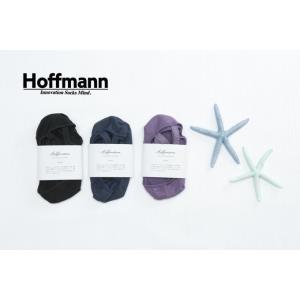 (メール便可) ホフマン hoffmann レディース 靴下 ソックス コットン Sepal 7961/Ho051 日本製 国産 ナチュラル|premium-lingerie