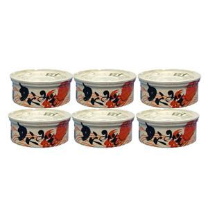 国産紅ずわい蟹みそ缶 6缶セット (かにみそ缶詰 べにずわいがに 鳥取県境港市 かに肉 美味 名産 銘品 グルメ 酒の肴 名産 銘品 グルメ)|premium-pony