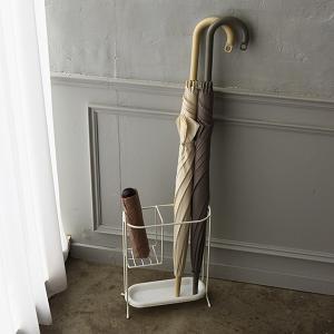 シンプルアンブレラスタンド(傘たて,長傘と折り畳み傘区分け収納できる傘たて,金属製傘たて)|premium-pony