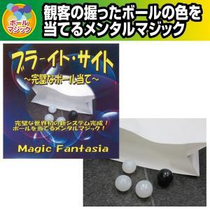 ブライト・サイト〜完璧なボール当て〜(手品,マジック,透視)|premium-pony