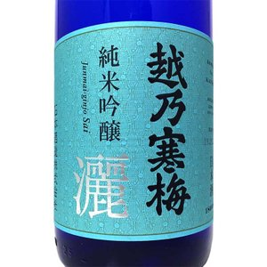 越乃寒梅 純米吟醸 灑 さい 1800ml 石本酒造|premium-sake|02