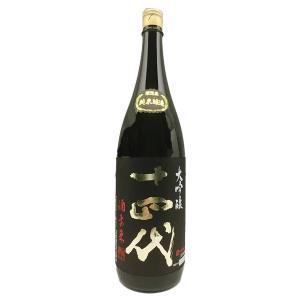 十四代 純米大吟醸 酒未来 1800ml 高木酒造
