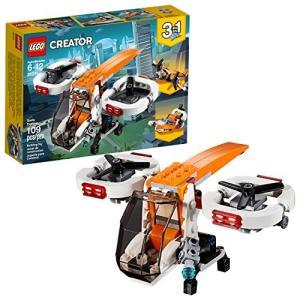 LEGO Creator Drone Explorer 31071 Building Kit (10...