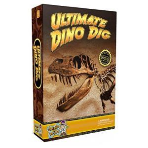 究極の恐竜を掘る科学キット