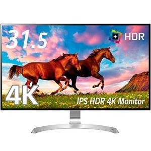 LG モニター ディスプレイ 32UD99-W 31.5インチ/4K(3840×2160)/HDR対...