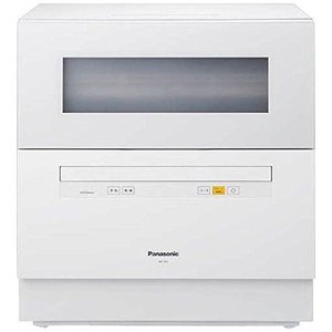 パナソニック 食器洗い乾燥機(ホワイト)【食洗機】 Panasonic NP-TH1-W
