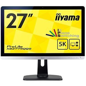 iiyama モニター ディスプレイ XB2779QQS-S1(27インチ/5K(5120x2880...