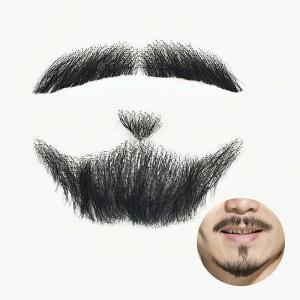 RM-1001 ミルフィーユスタイル 付け髭 Aセット Bセット (Aセット Bセットはひげの形の違...