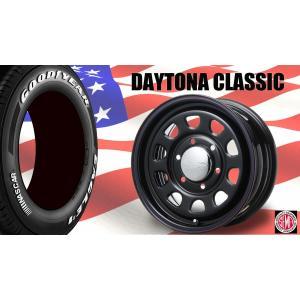 【16x6.5】Daytona Classic【デイトナ クラシック】【ハイエース200系】|premiummart
