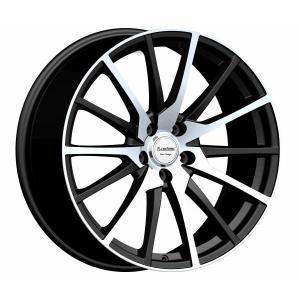 【ヴォクシー】【ノア】【ステップワゴン】17x7.0 SPICA14 【スピカ14 】 WINRUN R330 ( 215/50R17 ) セット ブラックポリッシュ|premiummart