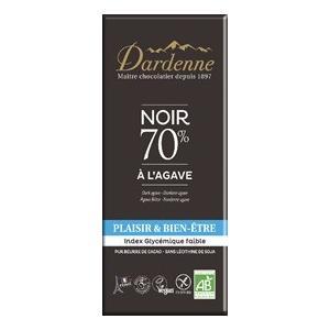 フランスで1897年に創業のオーガニックチョコレート専門メーカー、ダーデン社が砂糖の代わりに低GI値...