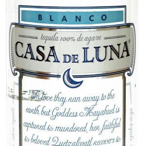 テキーラ  カーサ・デ・ルナ ブランコ 750ml 40度|premiumspirits|02