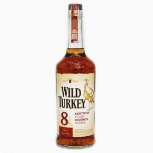 アメリカン/バーボンウイスキーワイルドターキー 8年 50.5度50mlボトル