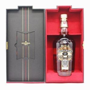 スコッチ/ブレンデッドウイスキーシーバスリーガル 25年 40度50mlボトル