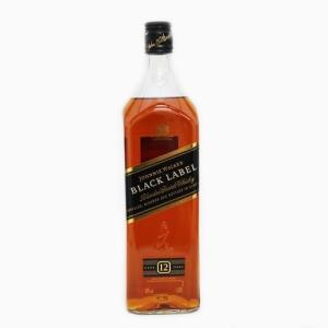 スコッチ/ブレンデッドウイスキージョニーウォーカー  ブラックラベル 12年 40度50mlボトル