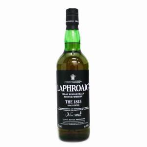 スコッチ/シングルモルトウイスキー ラフロイグ 1815  レガシー エディション 48度 50mlボトル