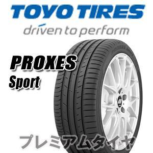 トーヨータイヤ TOYOTIRES プロクセス スポーツ PROXES SPORT 265/30R20 (94Y) XL 2019年製 日本製 premiumtyre
