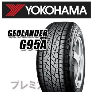 ヨコハマ ジオランダー G95A GEOLANDAR G95A 225/55R17 97V 2019年製 日本製 premiumtyre