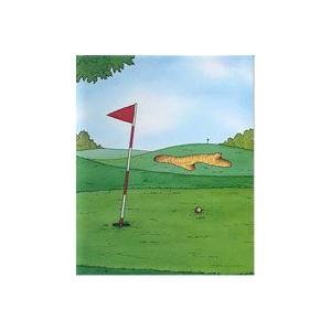 ゴルフ好きな方へのプレゼントならこの本 名前やメッセージが入るオリジナル絵本 ゴルフの本大人向け|presentehon
