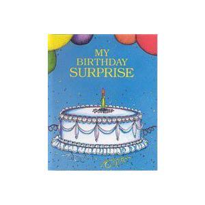 大人誕生日プレゼント  お友達の誕生日に贈るなら名前やメッセージが入るオリジナル絵本 びっくり誕生日大人向け|presentehon
