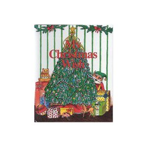 クリスマスの夜にお子様と読むなら 名前やメッセージが入るオリジナル絵本 クリスマスの願い事 子供向け