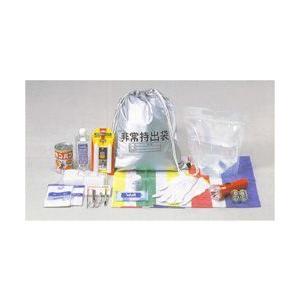 震災害に備える厳選18点組セット防災袋★非常用持ち出し袋 presentwalker