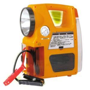 震災害に備える1台6役の充実機能非常用携帯電源 送料無料 presentwalker