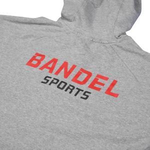新発売 BANDEL SPORTS バンデルスポーツ スエットセットアップ トレーニング フィットネス ランニング 上下セット 全国送料無料 グレー/ブラック prestige-webstore