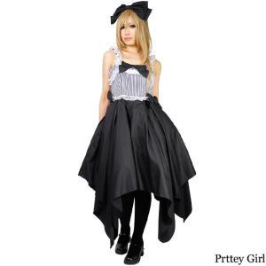 BERUNIKA/ゴスロリワンピース ブラックパピリオ 黒 ロリータ ロリィタ|prettygirl