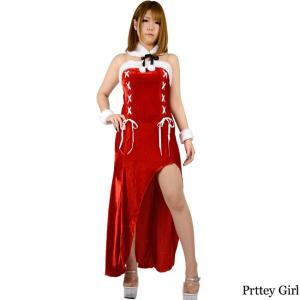 animania/小悪魔サンタ コスプレ クリスマスドレス 衣装|prettygirl