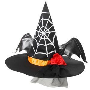 BERUNIKA/魔女帽子 ハロウィン コスプレ 仮装 衣装 悪魔 カラー2色|prettygirl