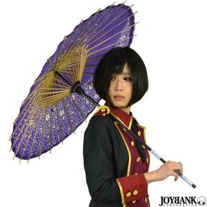 和傘  紫 舞踊傘 和装 演劇 コスプレ 和風|prettygirl